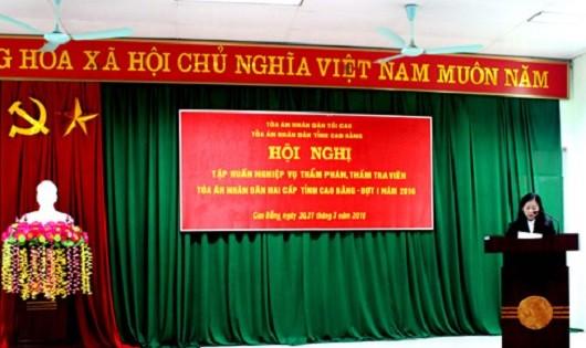 Mỏi mòn chờ thụ lý vụ kiện Chủ tịch UBND tỉnh Cao Bằng