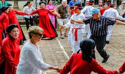 Cơ hội trải nghiệm di sản văn hóa phi vật thể từ Hà Nội đến Phú Thọ