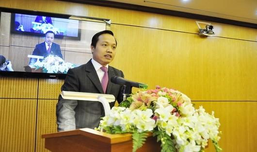 Lãnh đạo Bộ Tư pháp bàn giao một số lĩnh vực công tác