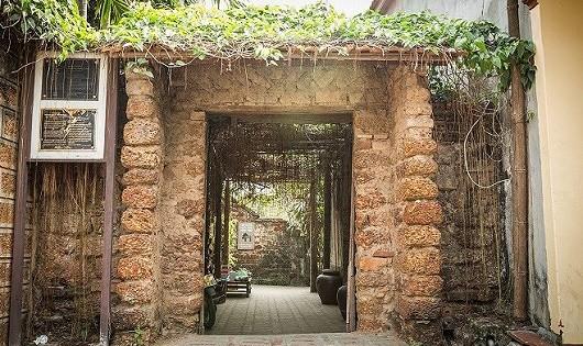 Bí mật ẩn trong ngôi nhà đá ong ở làng cổ Đường Lâm