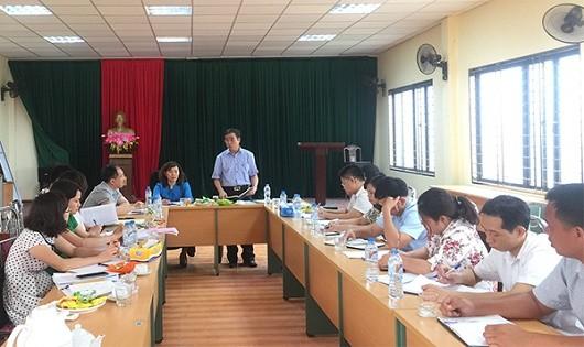 Thái Nguyên: Cục Trợ giúp pháp lý kiểm tra công tác TGPL