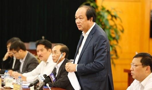 Tổ công tác của Chính phủ đưa ra nhiều kiến nghị gỡ khó cho doanh nghiệp. Ảnh: VGP