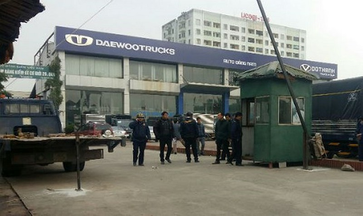 Hà Nội: Công ty EMC phản hồi về tranh chấp thuê mặt bằng