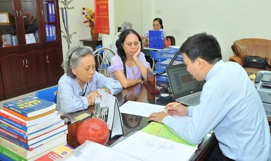 Trợ giúp pháp lý là một trong những lĩnh vực công tác sẽ có nhiều nhiệm vụ mới giao cho địa phương.Ảnh minh họa.
