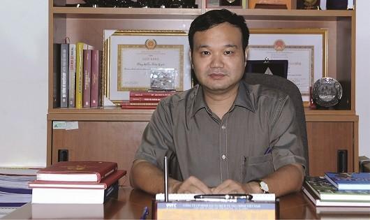 ông Nguyễn Anh Tuấn , Cục trưởng Cục Quản lý Giá - Bộ Tài chính.