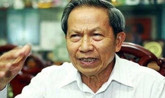 Thiếu tướng Lê Văn Cương.