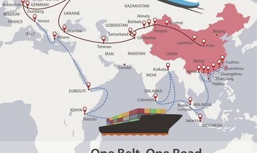 """Trung Quốc muốn  lập tòa quốc tế  giải quyết tranh chấp liên quan """"Vành đai, Con đường"""""""