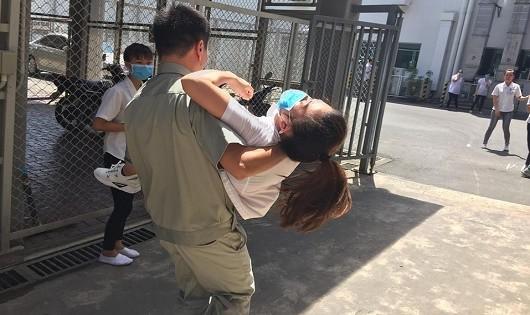 Quảng Ninh: Hàng chục công nhân bị ngất khi đang làm việc tại Công ty Yazaki