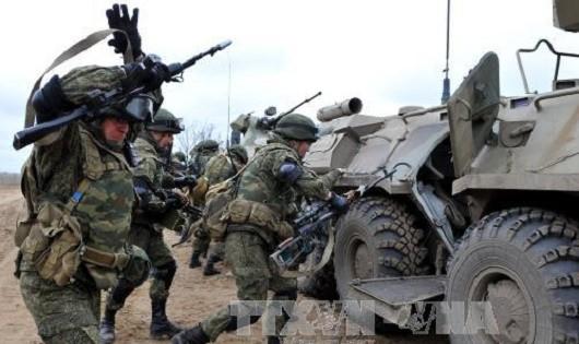 300.000 lính Nga tham gia tập trận lớn nhất trong gần 40 năm