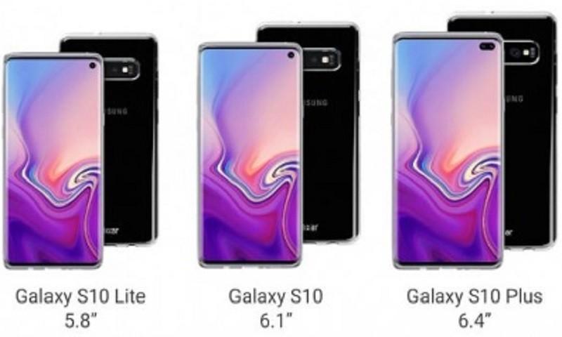 Galaxy S10 sẽ được rao bán vào đầu tháng 3 trên phạm vi toàn thế giới