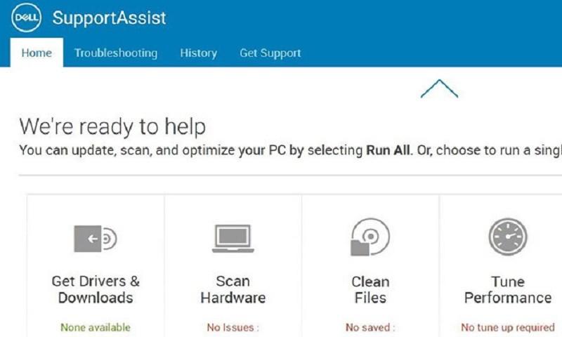 Phát hiện lỗ hổng trong phần mềm cài sẵn trên máy tính Dell