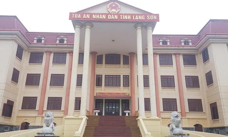 """TAND tỉnh Lạng Sơn """"phớt lờ"""" kháng nghị hủy án của VKSND cùng cấp"""