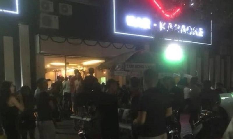 Hải Dương: 40 đối tượng dương tính với ma túy trong quán Bar, Karaoke Ruby One