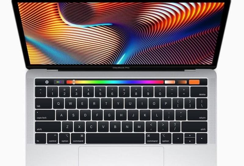 MacBook Pro 13 inch 2019 nhanh hơn 83% so với đời cũ