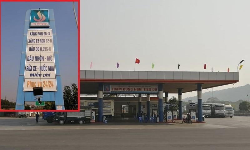 Petrolimex phản hồi về việc thiếu nhiên liệu đạt chuẩn