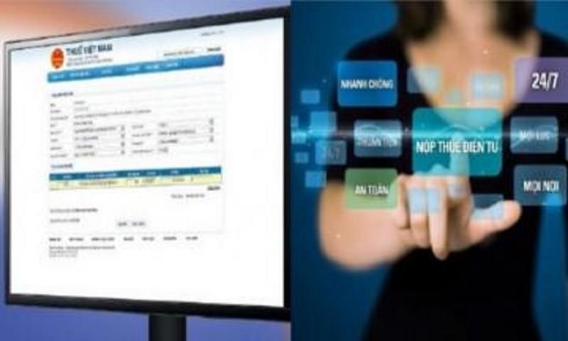 Thời gian qua, nhiều ứng dụng công nghệ thông tin đã được hệ thống thuế đưa vào ứng dụng.