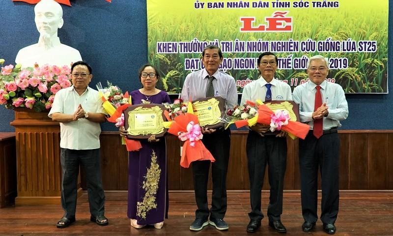 Điều ít biết về giống gạo Việt ngon nhất thế giới: Kết tinh 'mối tình' Nam Bắc