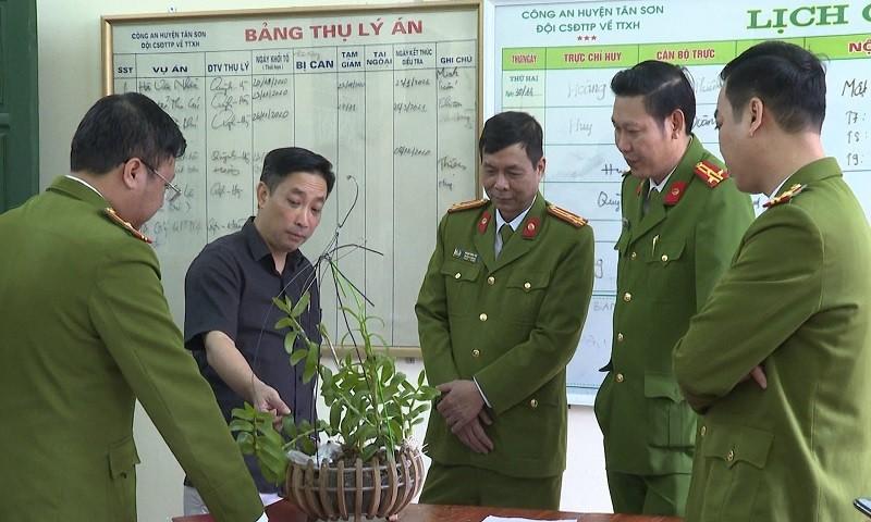 Lãnh đạo Công an tỉnh Phú Thọ nhanh chóng chỉ đạo các đơn vị chức năng làm rõ vụ việc.