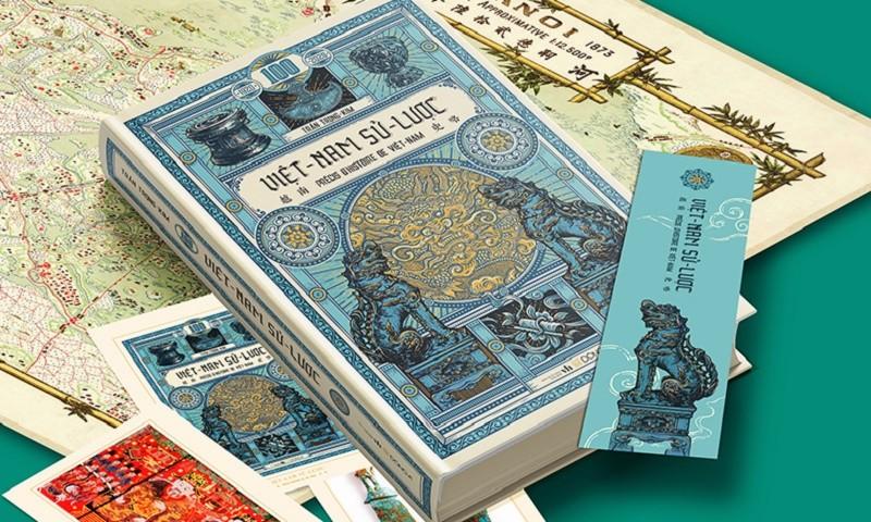 Việt Nam sử lược – ấn bản kỷ niệm 100 năm xuất bản lần đầu