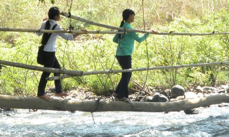 Giải thoát ám ảnh sợ hãi  khi đi qua cầu khỉ