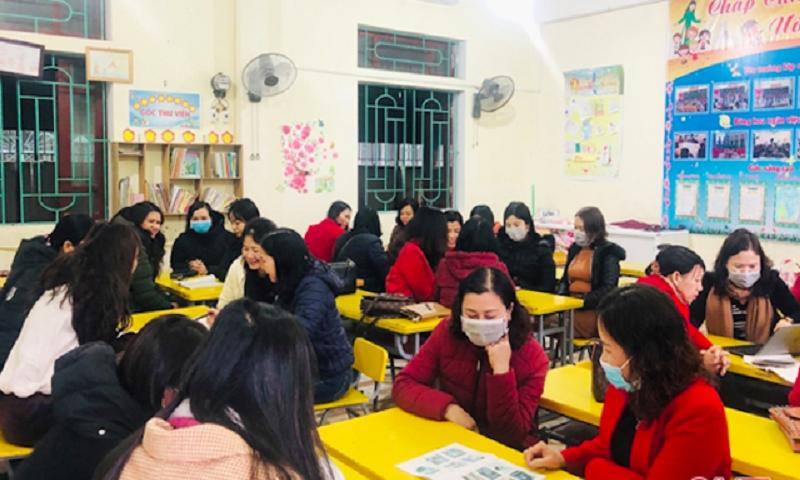 """Chuyện ở """"đất học"""" Hà Tĩnh: Bình tĩnh, tự tin triển khai chương trình GDPT mới 2018"""