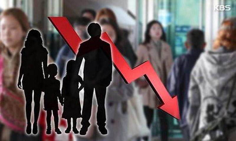 Lần đầu tiên tỷ lệ sinh ở Hàn Quốc thấp kỷ lục