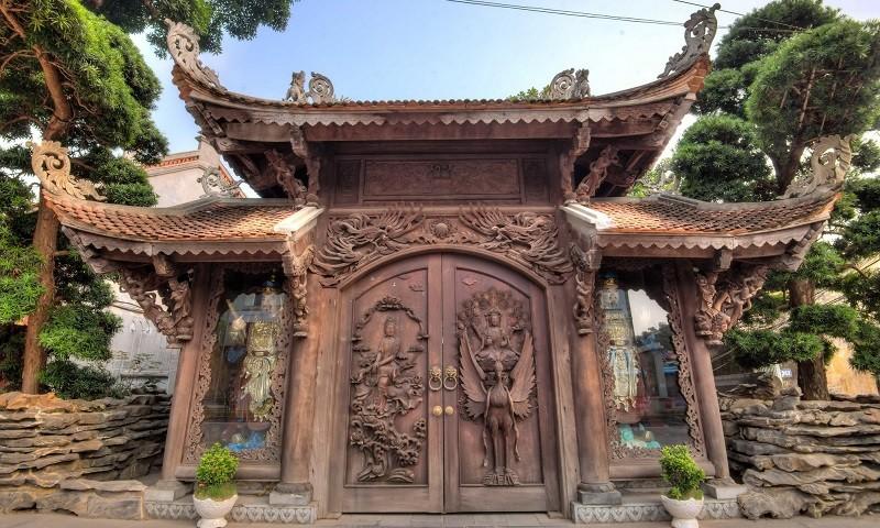 Ngôi chùa nghìn năm tuổi ở Hà Nội