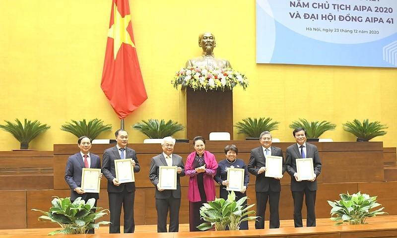 Năm Chủ tịch AIPA 2020: Thành công của ngoại giao nghị viện