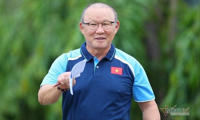 Huấn luyện viên Park Hang-seo được vinh danh tại quê nhà