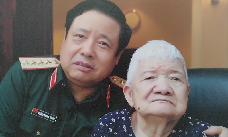 Mẹ - tiếng gọi thân thương từ trái tim người lính