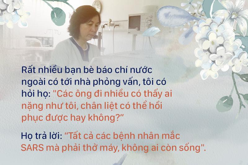 Nữ y tá Việt Nam và câu nói của phóng viên quốc tế: Tất cả những người phải thở máy không một ai sống sót! - Ảnh 13.