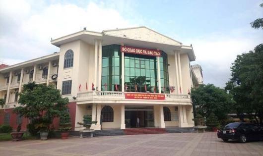 Sở Giáo dục và Đào tạo tỉnh Bắc Ninh