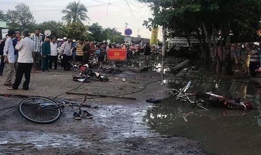 Bộ Công an vào cuộc vụ đứt dây diện khiến 2 học sinh thiệt mạng