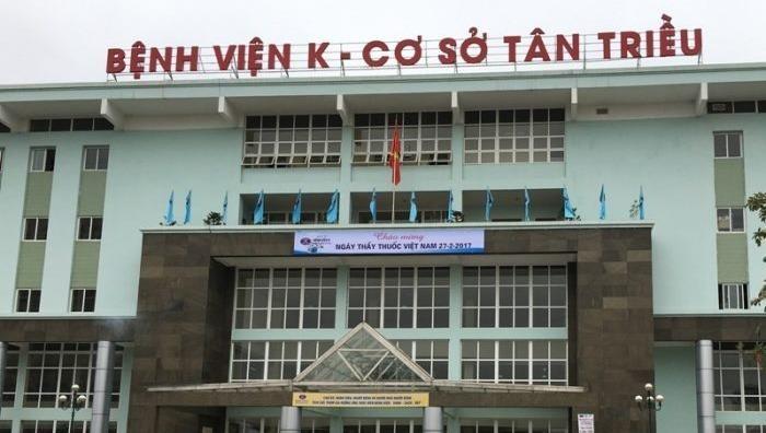 Bé gái 7 tuổi chết bất thường, Bệnh viện K 'lên tiếng'