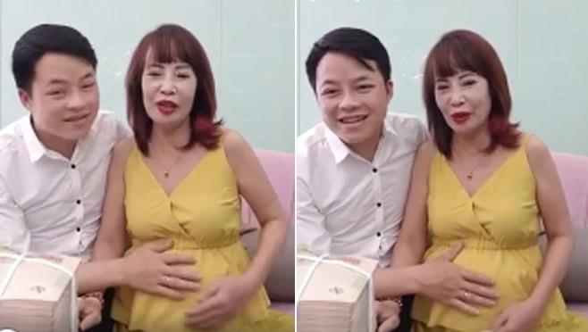 Thực hư chuyện 'cô dâu' 62 tuổi mang bầu với 'chú rể 26 tuổi'