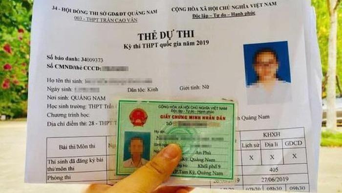 Trộm lấy hết tài sản, 'chừa' lại giấy tờ thi THPT Quốc gia cho con gái khổ chủ