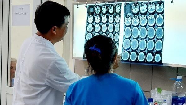 Nam thanh niên  trẻ nhất Việt Nam xuất huyết não do dùng ma tuý đá