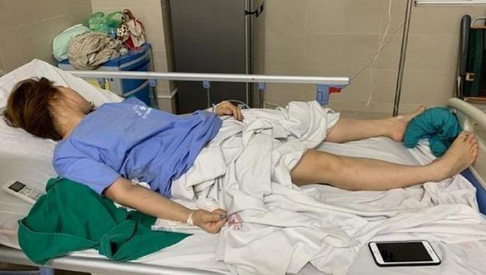 Cô gái co giật phải cấp cứu lúc nửa đêm sau 5 giờ 'làm đẹp'