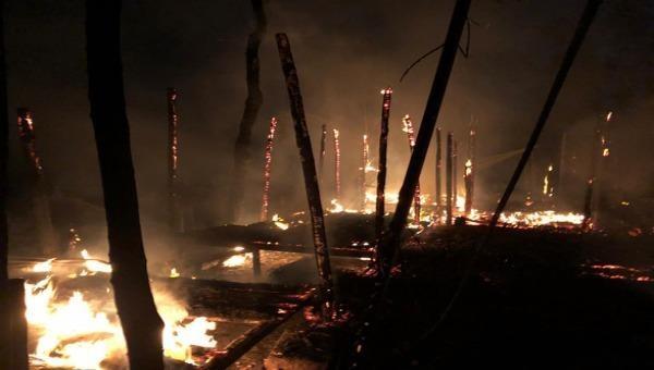 Hội An: Một vụ cháy lớn làm 3 nhà hàng cháy rụi