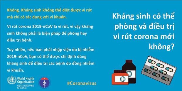 Bộ Y tế và WHO giải đáp thắc nhận bưu phẩm, thư tín có lây nhiễm virus corona hay không - Ảnh 14.