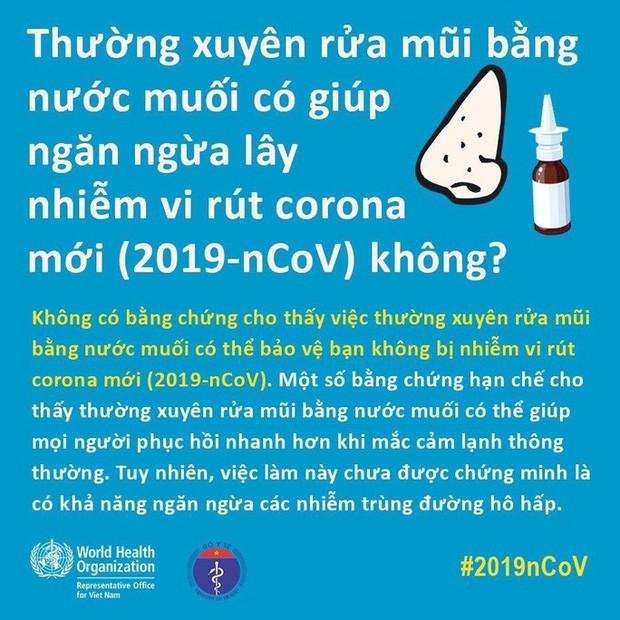 Bộ Y tế và WHO giải đáp thắc nhận bưu phẩm, thư tín có lây nhiễm virus corona hay không - Ảnh 5.