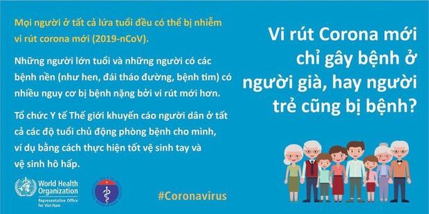 Bộ Y tế và WHO giải đáp thắc nhận bưu phẩm, thư tín có lây nhiễm virus corona hay không - Ảnh 7.