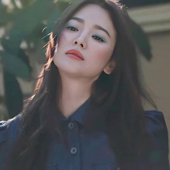 song hye kyo, vòng eo con kiến, sao hàn