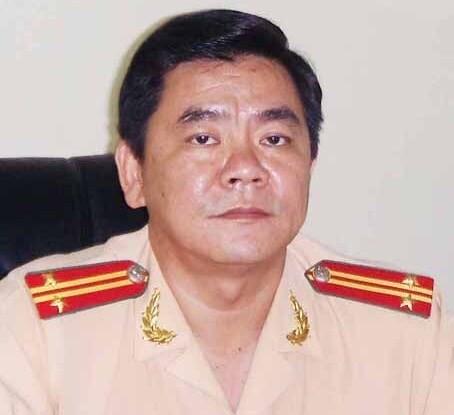 Ông Đặng Thế Trung vừa bị cách chức Trưởng phòng CSGT Công an tỉnh Đồng Nai