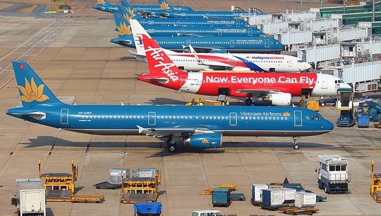 Đề xuất giảm nhiều loại phí, lệ phí trong lĩnh vực hàng không trong bối cảnh dịch Covid-19