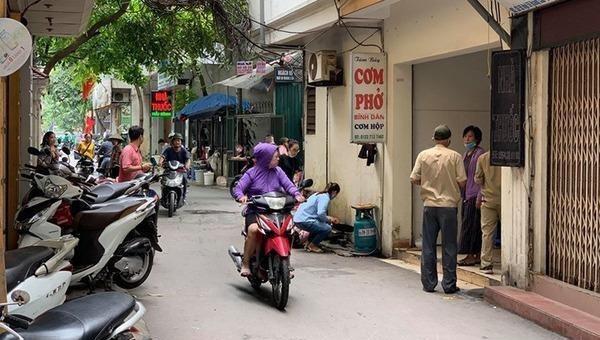 Nam sinh viên Hà Nội tử vong trong tư thế treo cổ tại nhà riêng