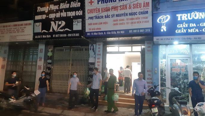 Thai phụ bất ngờ tử vong tại phòng khám chuyên khoa phụ sản