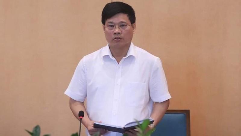 Ông Ngô Văn Quý - Phó Chủ tịch UBND thành phố Hà Nội