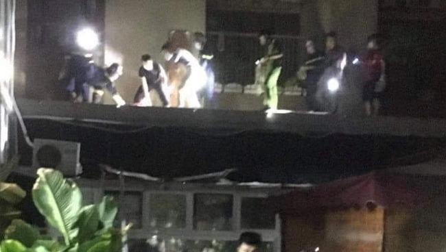 Nam thanh niên khỏa thân nhảy từ tầng 28 chung cư, tử vong