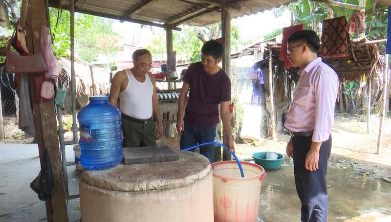 Sống sạch và vệ sinh ở vùng cao Tuyên Hóa
